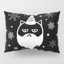 Santa Max (White) Pillow Sham