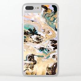 Too Close Clear iPhone Case