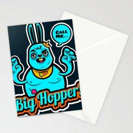 Big Hopper Stationery Cards