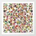 Chromatic Grid by verogalbraith