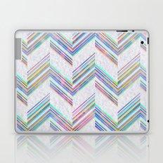 Lilli Chevron {light} Laptop & iPad Skin