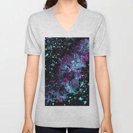 Star Burst III Unisex V-Neck