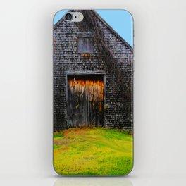 Ghost Barn iPhone Skin