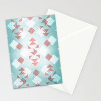 Water Hyacinth Stationery Cards