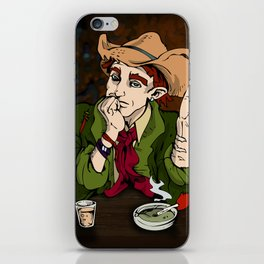 Hatter Bad Day iPhone Skin