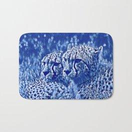 AnimalMix_Cheetah_008_by_JAMColors Bath Mat