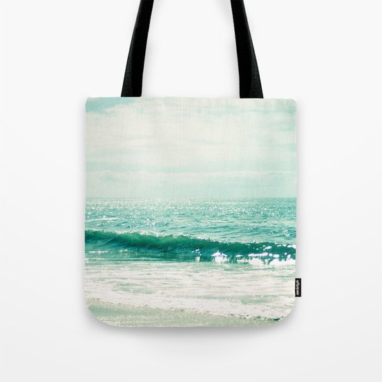 Sea of Tranquility... Tote Bag