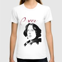 oscar wilde T-shirts featuring Oscar by beecharly