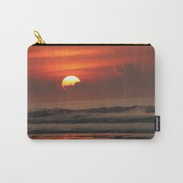 Sun Rise on the Atlantic  Carry-All Pouch