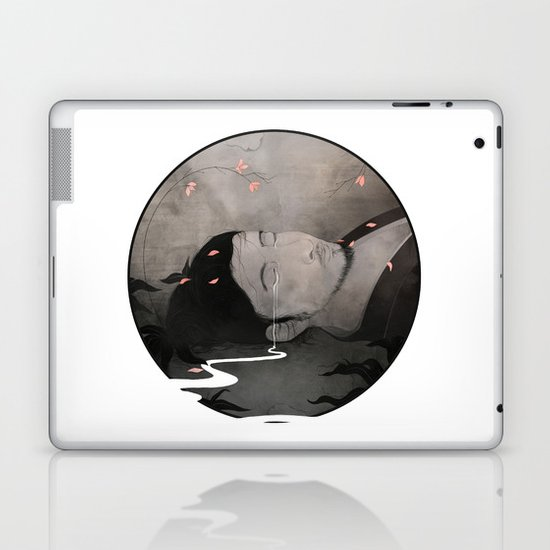 Orchids Laptop & iPad Skin