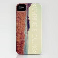 Adventure is Calling #2 iPhone (4, 4s) Slim Case