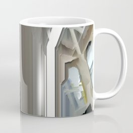 Face Left Coffee Mug