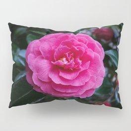 Comely Camellia Pillow Sham