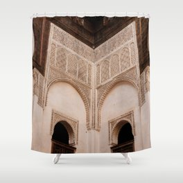 The Riad Shower Curtain