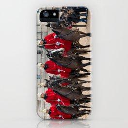 Household Cavalry iPhone Case