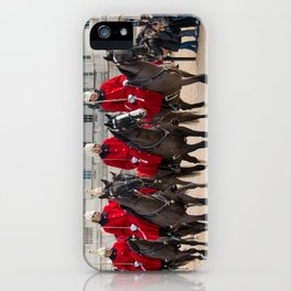 Household Cavalry iPhone Case