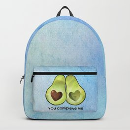 You Complete Me Backpack