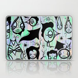 Feel The Happy Laptop & iPad Skin