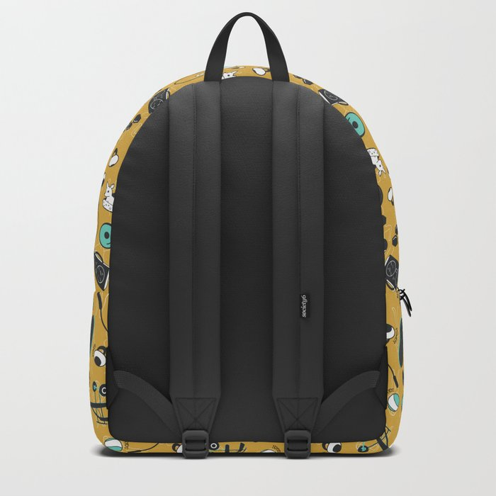 Strength Train for days Backpack