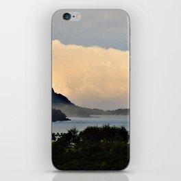 Misty Hanalei Dreaming iPhone Skin