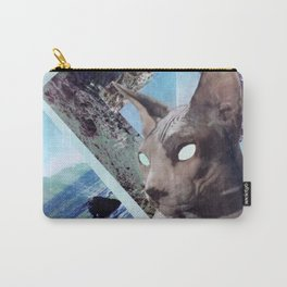 Nude Cat Carry-All Pouch