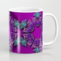 Abstract X Seven Mug