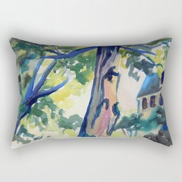 The Old Manse Rectangular Pillow