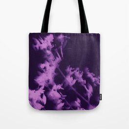 botanical - ultra violet Tote Bag