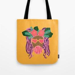 Love Blows Tote Bag