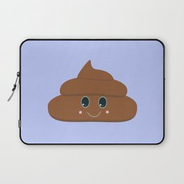 Happy poo Laptop Sleeve