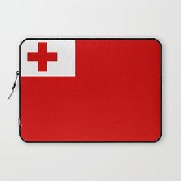Tonga country flag Laptop Sleeve