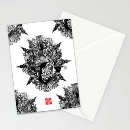HUMAN FORM DEVINE / no 1 Stationery Cards