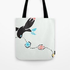 BEAUTY IS SOUGHT EVEN IF IT'S INAPPLICABLE TO ONE Tote Bag