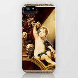 Putto iPhone Case