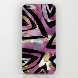 Tribal Print iPhone Skin