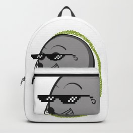 Cool Seal Portrait Backpack