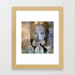 Sultana Framed Art Print