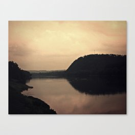 Magic River Canvas Print