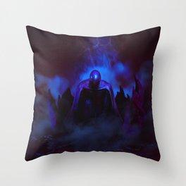 Femto Griffith Throw Pillow