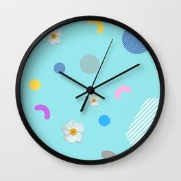 Fun Time Begin Wall Clock