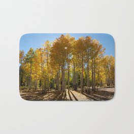 Autumn Blaze outside of Crested Butte, Colorado for #Society6 Bath Mat