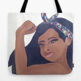 Hero Gal Lourdes Tote Bag