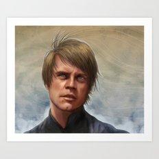 Skywalker Art Print