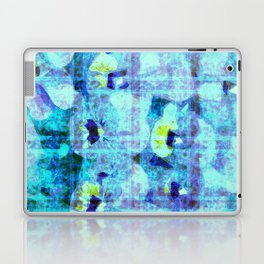 flower kirsche kaleidoskope Laptop & iPad Skin