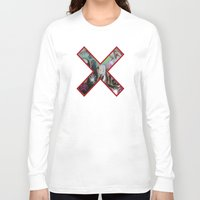 graffiti Long Sleeve T-shirts featuring graffiti by gasponce