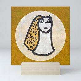 Tribal Idol #1 Mini Art Print