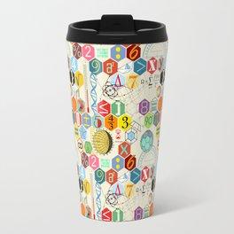 Math in color (little) Travel Mug