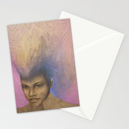 Punk Pink Stationery Cards
