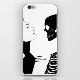 Lost in Existence (Wherever You Are) iPhone Skin