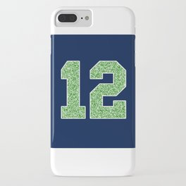 12th Man iPhone Case